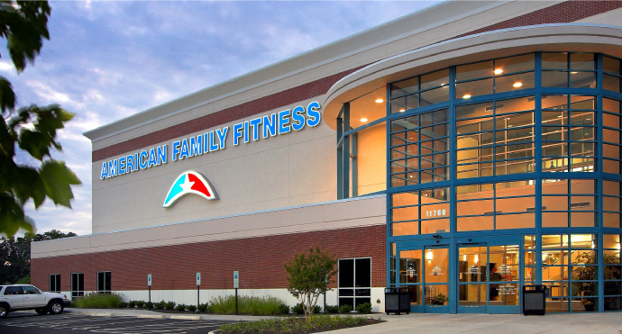 American Family Fitness – Midlothian
